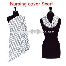 Infinity breastfeeding baby nursing cover scarf