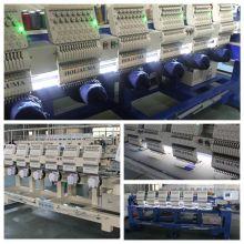 Mejor cabeza de venta 6 computarizados máquina de bordados diseños de bordado Tajima estilo