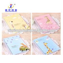 xinxiang Haute qualité Chine En Gros Coloré Carnet De Papier, 48 feuilles 14.8 cm * 21 cm