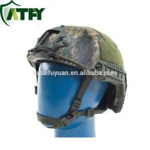 FAST Bullet proof helmet US Standard NIJ IIIA Kevlar ballistic helmet for military