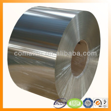EN10202 prime coil MR 2.8/2.8 tinning bright finish T4CA for food can production electrolytic tinplate
