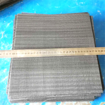 Layar Twill Weave Stainless Steel Wire Mesh Filter