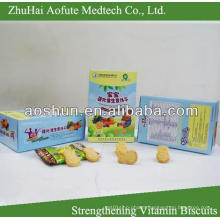 Strengthening Vitamin Biscuits