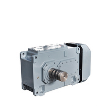 B type right angle bevel helical gearbox