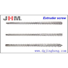 Single Extruder Screw for Extruder Machine