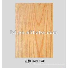 red oak 1220*2440mm Hard core plywood