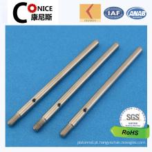 Eixo de precisão usinagem CNC de fábrica ISO