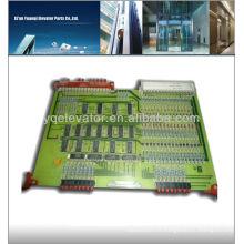 Schindler ascenseur GCE16.MA carte ID.NR444238