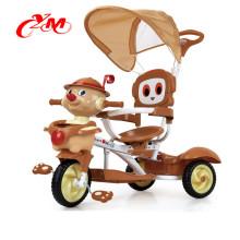 juguetes de diseño de dibujos animados kindergarten triciclo 2017 modelos / bebé triciclo shoppiny en línea en india / niños triciclo encantador a la edad de 2