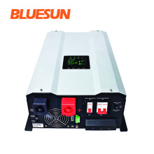 Bluesun solar panel inverter 12kw 12kva 48v split phase off grid with lead acid lifepo4 battery for EU US Standard