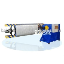 hydraulic oval duct forming machine