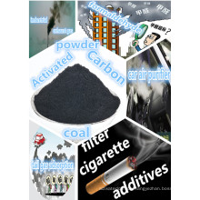 High quality coal based activated carbon powder for air filter