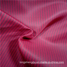 Water & Wind-Resistant Anti-Static Mountaineering Jacket Woven Dobby Jacquard 100% Polyester Fabric (X056)