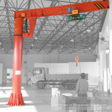2015 neue Feste Säule Dreh Container 1ton JIb Kran Pedestal Crane