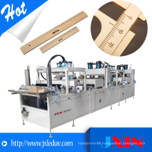 Cheap Automatic Wooden Ruler Pad Printer for Tampo Pad Printing