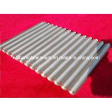 L'électrode de molybdène de fonte de verre de surface de meulage