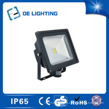 Certificado calidad 50W luz de inundación del LED con Sensor