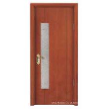 Hot Sale New Style Solid Wooden Door