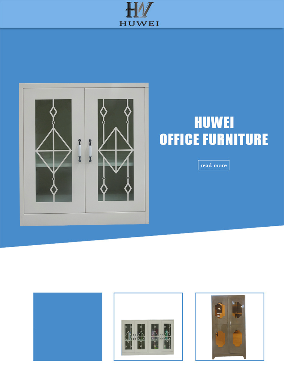 double door steel cabinet
