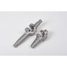 Peça de forjamento de virabrequim para compressor de motores diesel, trator, usinado, peça de usinagem