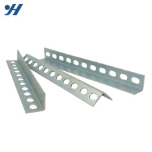 High Quality Plain Perforated Unequal Mild Steel Angle Bar Grade a36 Sizes and Thickness Weight Chart