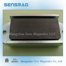 Магнитный узел постоянного канала (керамический магнит) Магнитный материал
