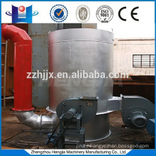vertical hot-blast stove connect with drying equipment