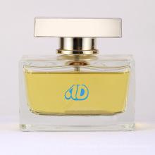Ad-P10 Geschenk spezielle quadratische Glasparfümflasche 100ml 25ml