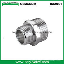 Brass Polishing Chromede Straight Coupling Fitting/Bronze Coupling (AV-BF-8002)