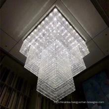 Modern Creative Acrylic LED Ceiling chandelier Lighting Fixture Restaurant hotel lobby LED Pendant Lamps