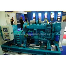 Weichai Wp10.12.13 Series 150-310kw Marine Generator with Stamford Alternator