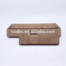 contact shoe for industry
