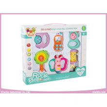 Plastic Baby Toys Baby Rattles