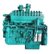 Natural gas generator with original cummins QSK19 gas engine