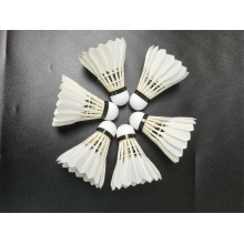Super Grade Goose Feather Durable Shuttlecock Badminton