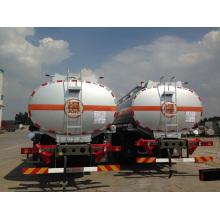 Camión cisterna de aguas residuales del camión cisterna de aceite diesel