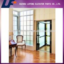 Inicio Precios de Ascensor | Hermosa Decoración para Pequeña Seguridad Home Lift | Villa Elevator