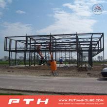 2015 Vorgefertigte professionelle Konstruktion Stahlbau Lagerhaus