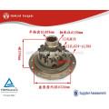 Dongfeng Дифференциальный корпус 2402ZB-315