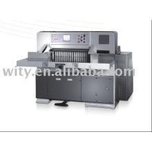 Máquina de corte de papel de tipo económico