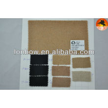 stock woollen melton fabric