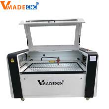 Machine de découpe et de gravure laser co2 1390 1610