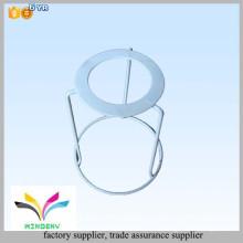 Soporte ajustable decorativo moderno de la lámpara de piso del metal del diseño simple de la venta