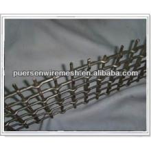 Mejor malla de alambre cuadrada (malla engastada)