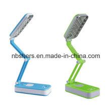 Lampe de lecture à LED sans fil rechargeable