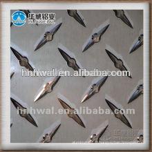 Fabrication de panneaux en aluminium / diamant haute qualité au Henan