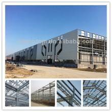 Bâtiment en acier fabriqué en Chine