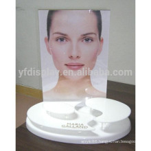 2015 Best Selling Stands Unit Acrylic Cosmetic Display