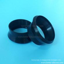 Изготовленная на заказ втулка цилиндра из силиконовой резины