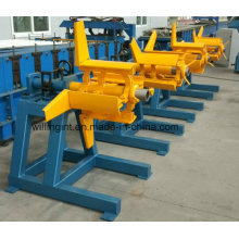 3 Tons Manual Uncoiler for Metal Steel Baby Coil